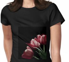 Tulip Arrangement II Womens Fitted T-Shirt