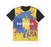 Romania Graphic T-Shirt