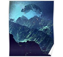 Dark mountains Poster