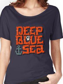Deep Blue Sea Women's Relaxed Fit T-Shirt
