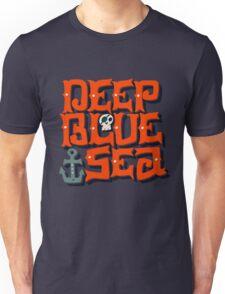 Deep Blue Sea Unisex T-Shirt