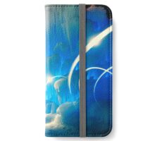I was in another world iPhone Wallet/Case/Skin