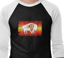 Tatanka Ska  Men's Baseball ¾ T-Shirt