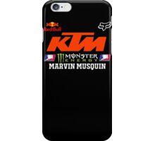 Marvin Musquin 25 iPhone Case/Skin