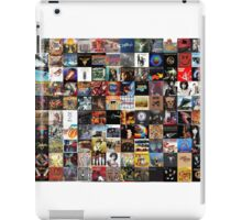 Classic rock covers - collage iPad Case/Skin