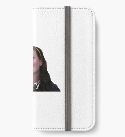 Blair Waldorf  iPhone Wallet/Case/Skin