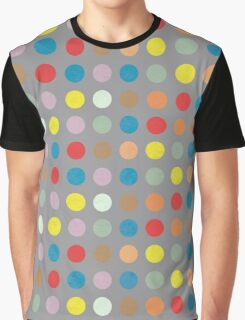 Colorful Circles VII Graphic T-Shirt