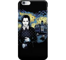 Starry Wednesday Night iPhone Case/Skin