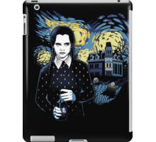 Starry Wednesday Night iPad Case/Skin