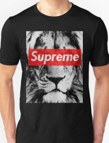 Supreme lion Unisex T-Shirt