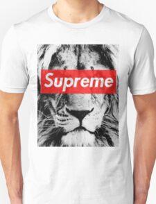 Supreme lion Unisex T-Shirt
