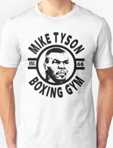 Mike Tyson Boxing Gym T-Shirt