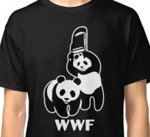 WWF Chair Funny Classic T-Shirt
