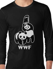 WWF Chair Funny Long Sleeve T-Shirt