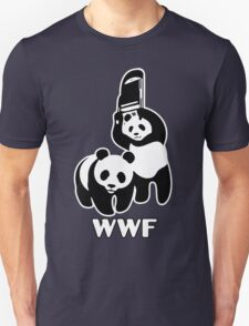 WWF Chair Funny Unisex T-Shirt