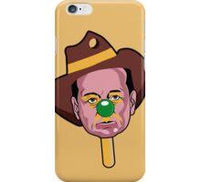 BUBBLE O'BILL MURRAY iPhone Case/Skin