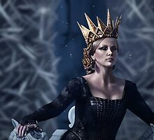 The Evil Queen by Jamie Flack