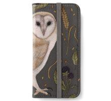 Barn Owl iPhone Wallet/Case/Skin