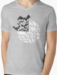 25% Bats! (light version) Mens V-Neck T-Shirt