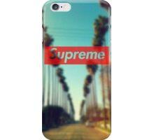 Supreme x California |iPhone Case iPhone Case/Skin