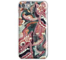 Indonesia graffiti iPhone Case/Skin