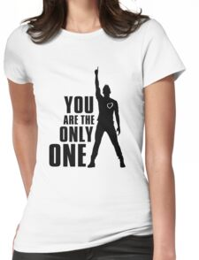 SL You are the only one Y Womens Fitted T-Shirt