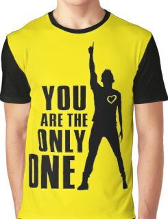 SL You are the only one Y Graphic T-Shirt