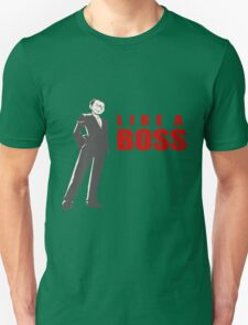 Giovanni - Like A Boss T-Shirt