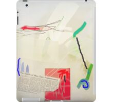 old news iPad Case/Skin