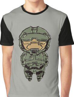 Master Chief  Graphic T-Shirt
