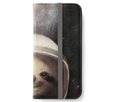 Space Sloth iPhone Wallet/Case/Skin