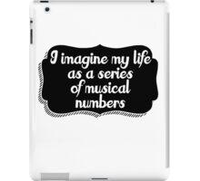 Musical life iPad Case/Skin