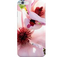 Magnolia flower iPhone Case/Skin