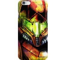 Metroid Varia Suit Samus iPhone Case/Skin