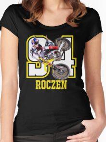 roczen 94 Women's Fitted Scoop T-Shirt