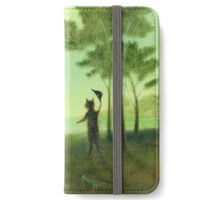 The Discontented Shore iPhone Wallet/Case/Skin