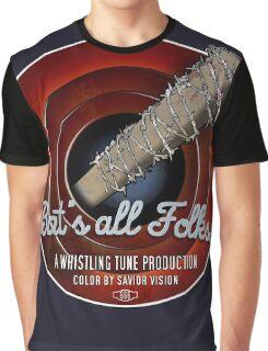 Bat's All Folks! Graphic T-Shirt