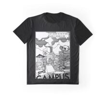 Just Another Brain On The Campus Graphic T-Shirt