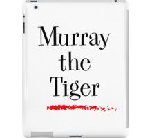 Murray the Tiger iPad Case/Skin