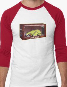 This Saves Lives! Men's Baseball ¾ T-Shirt