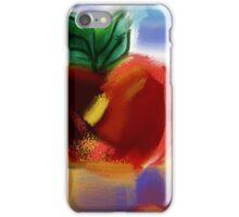 RED APPLE(C2003) iPhone Case/Skin