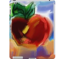 RED APPLE(C2003) iPad Case/Skin