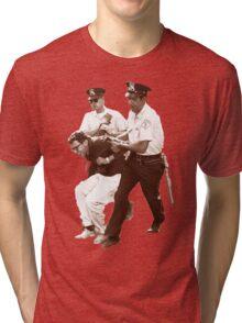 Bernie Sanders Arrested Tri-blend T-Shirt