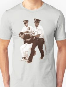 Bernie Sanders Arrested Unisex T-Shirt