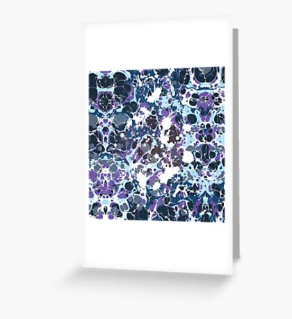 Urban Splash Dripping Art Pepe Psyche Greeting Card