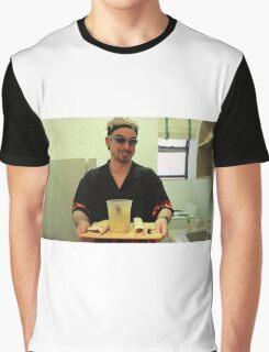 Rat Chef Graphic T-Shirt