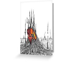 The Last Stand Greeting Card