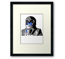 Doctor Who - Vashta Nerada no text Framed Print