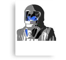 Doctor Who - Vashta Nerada no text Metal Print