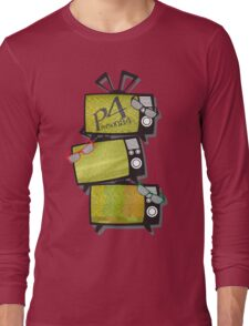 Persona 4  Long Sleeve T-Shirt